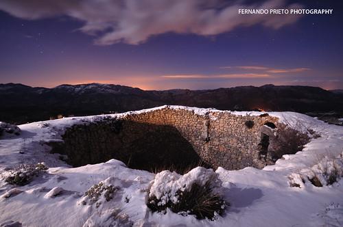El Pou de Neu (Aitana)