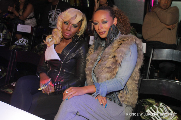 Kaleena-and-Keri-Hilson-at-Akoo-Fashion-Show