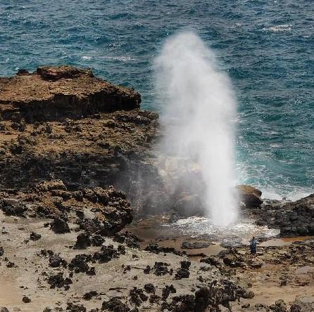 Maui Blowhole