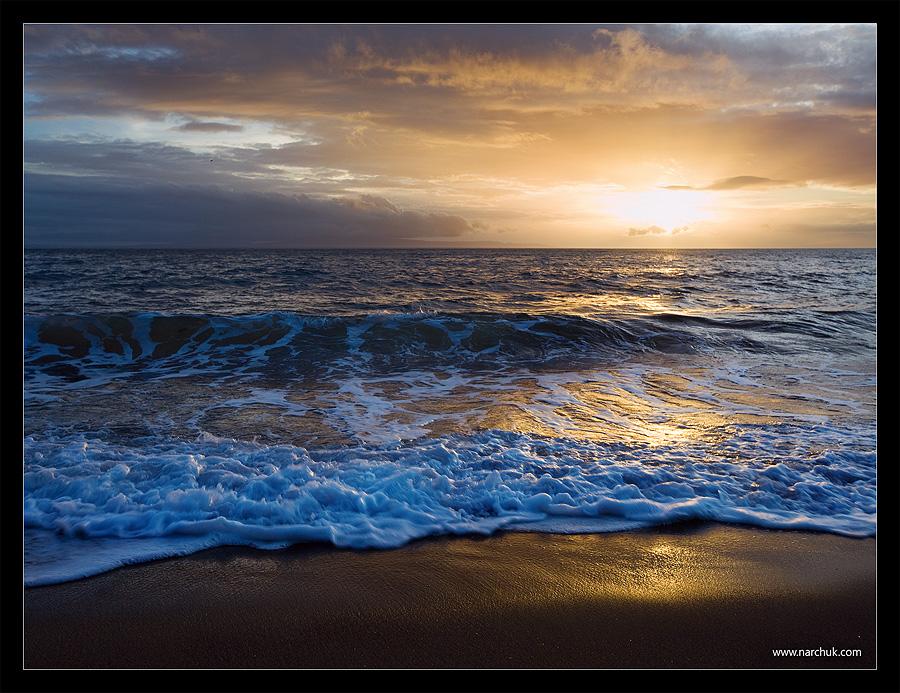 Negros sunset