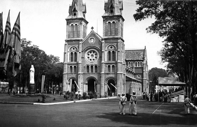 Sài Gòn 1964 - Lễ đặt tên Công trường TT John F. Kennedy