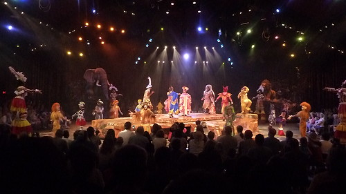 The Lion King, Mini Musical