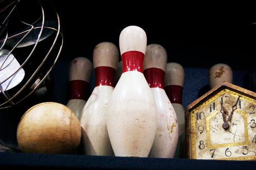 rustic-bowling-pins