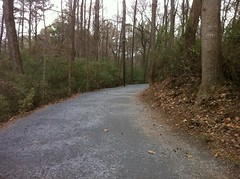 Roswell Area Park Walking Trail