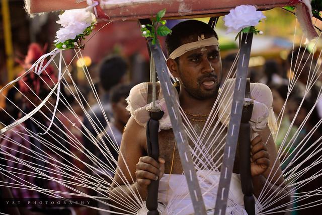Penang Thaipusam:: Kavadi
