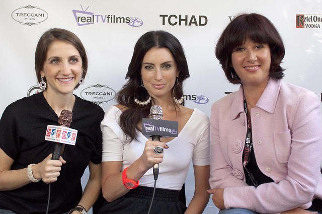 """Bess Kargman, Samantha Gutstadt, Larissa Saveliev, """"First Position"""", Toronto Film Festival 2012"""