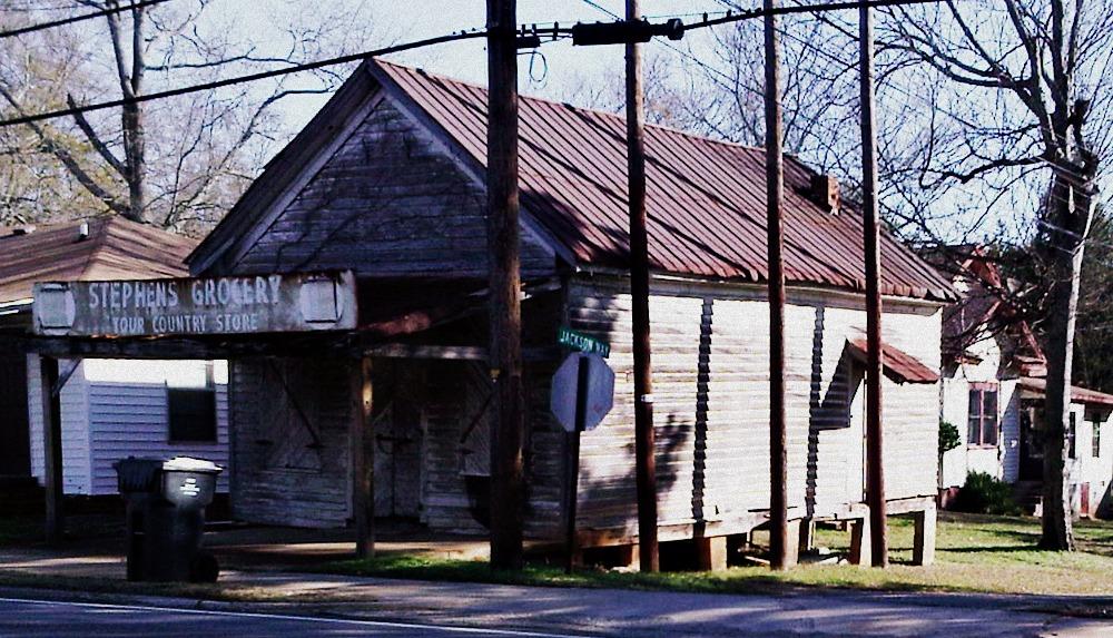 Stephens Grocery, Milledgeville, Georgia