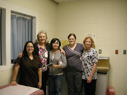 ACDF Nursing Staff Go Above and Beyond for Inmate Patient