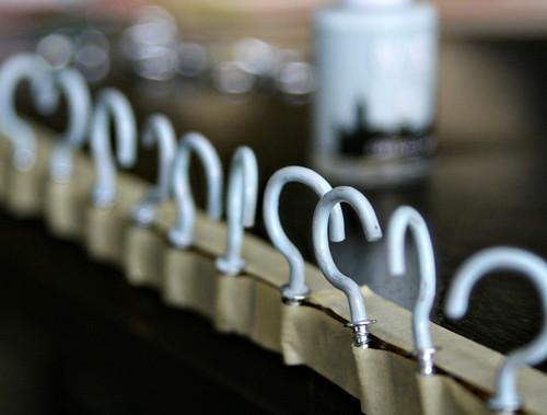 painted cuphooks