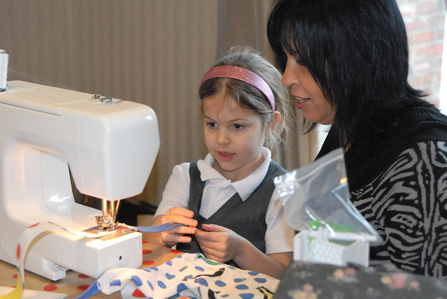sewing lesson-3