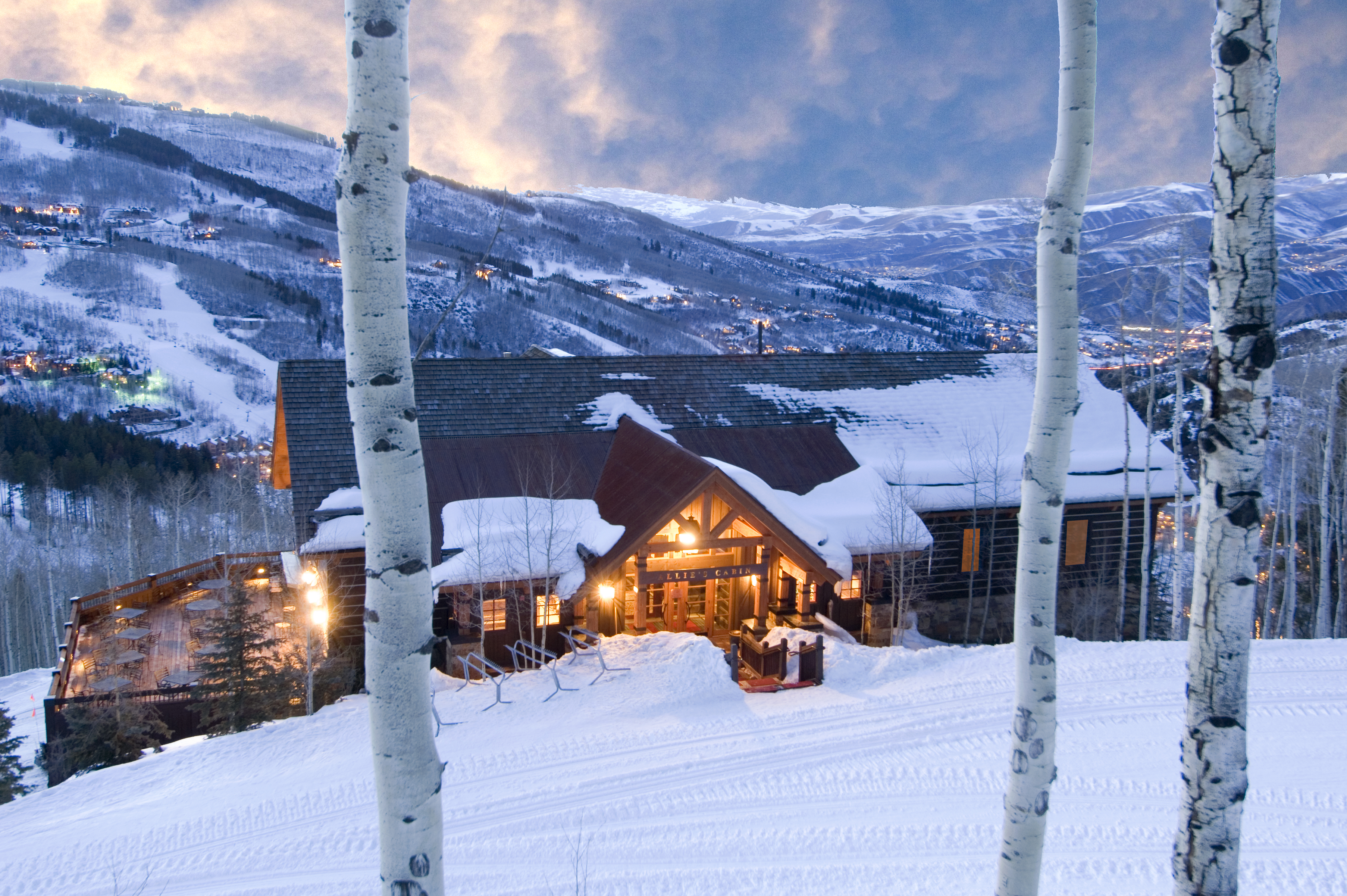Luxury Ski Resorts: Beaver Creek