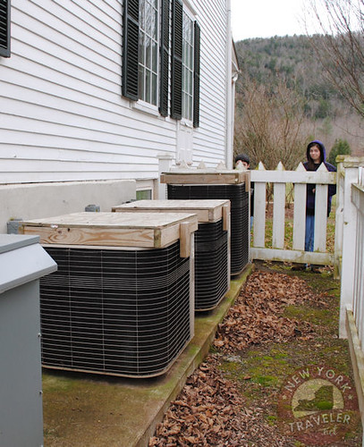 Lansing manor air conditioners