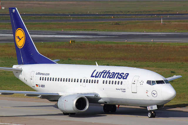 Lufthansa - B735 - D-ABIY (1)