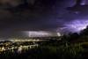 Lightnings over Koblenz
