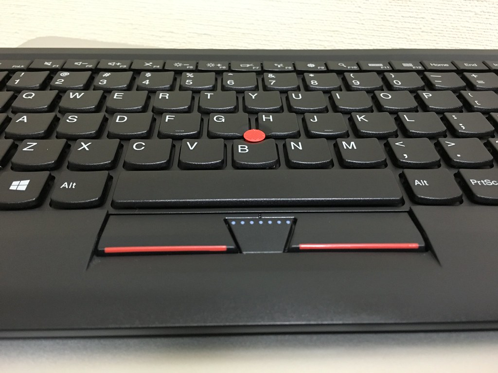 Pointing Device of Lenovo Keyboard