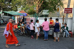 Wat Kampaeng Pak Khlong District