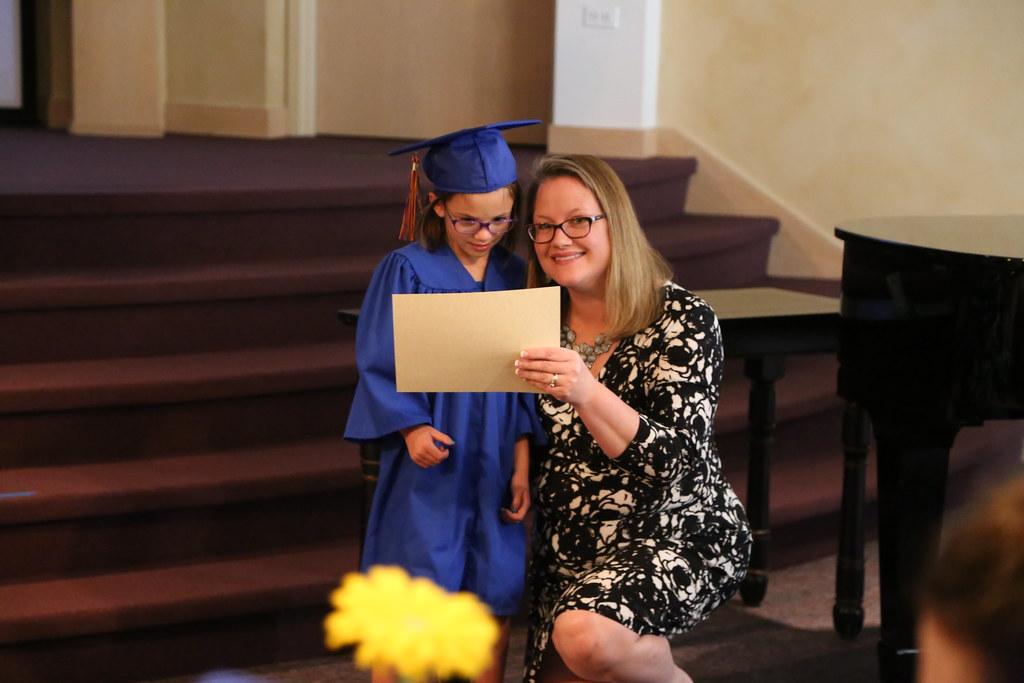 Kayla's Kindergarten Graduation