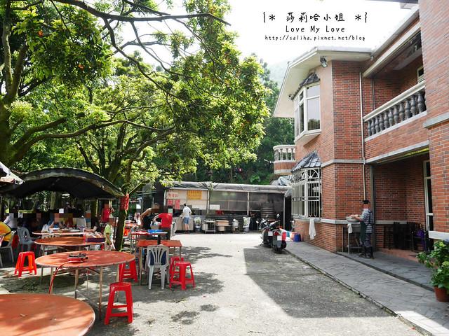 陽明山竹子湖餐廳美食杉木林 (14)