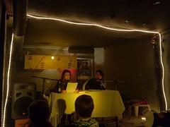 Ruhrbarone-Lesung mit Juleska Vonhagen und Martin Kaysh