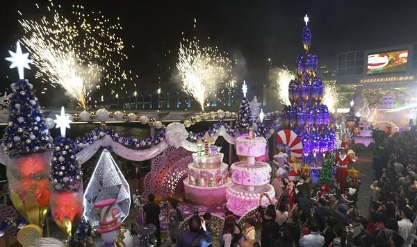 HKTB - Harbour City WinterFest Celebration
