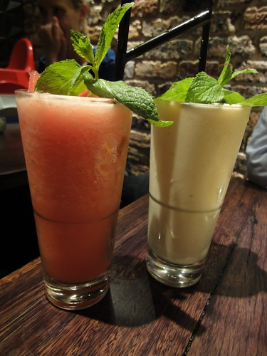 Blended Juices