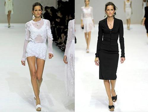 Izabel-Goulart-desfile-Dolce-Gabbana-Primavera-2011