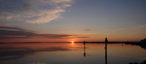 sky sun sunrise dawn twilight northcarolina daybreak morningsky moring firstlight atlanticbeach moreheadcity boguesound tadsunrise sunrisedaily sunriseonly