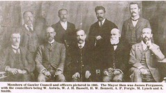 Members of Gawler Council 1905