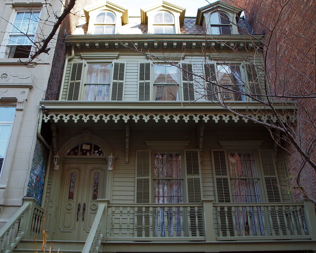 1864 Second Empire Style Townhouse, East Harlem, New York City