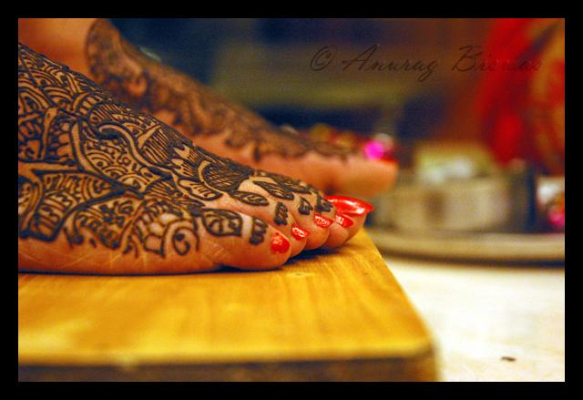 Wedding tatoo