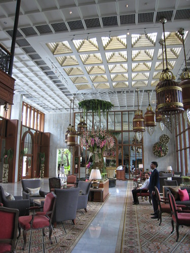 Oriental reception