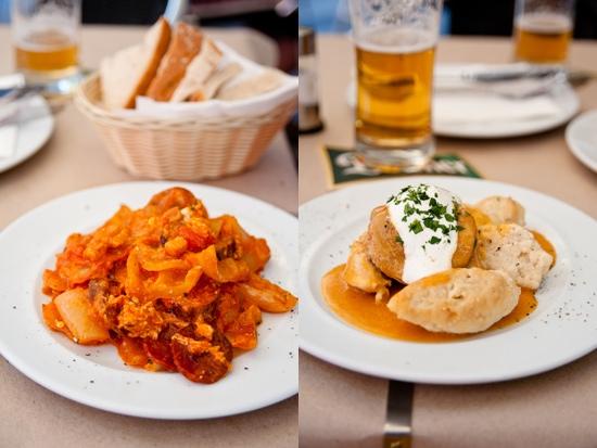 Hungarian Food