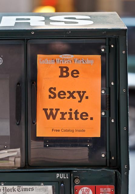 322/365 - November 18, 2011 - Be Sexy