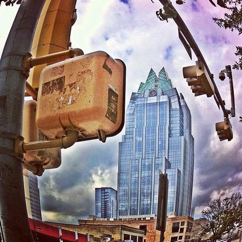 iPhone Road Trip Photo Apps - Fisheye Lens