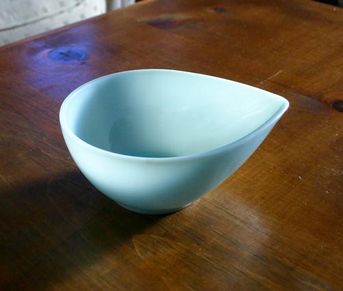 fireking teardrop bowl