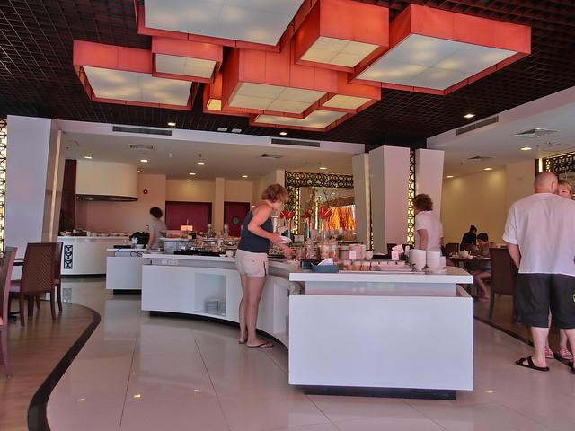 Buffet Breakfast - Hotel Novotel Nha Trang