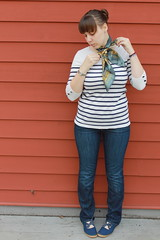French navy outfit