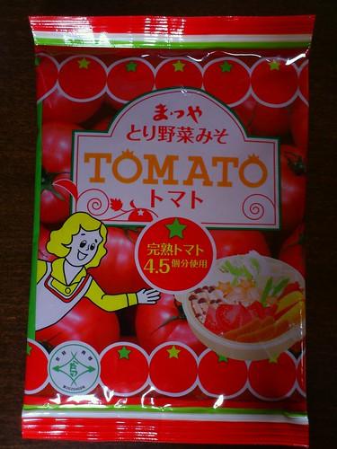 まつや とり野菜みそTOMATO