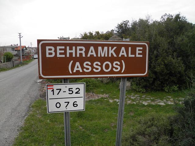 Assos, Turkey