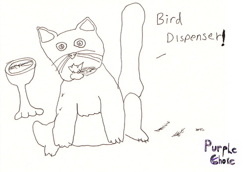 bird dispenser pc