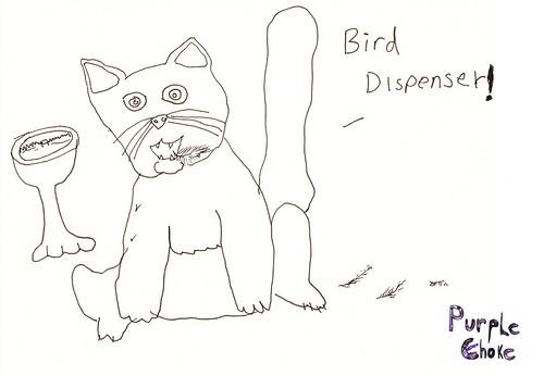 bird dispenser pc