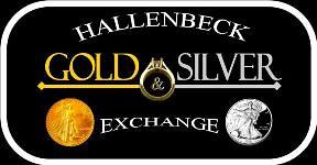 hallenebeck gold logo