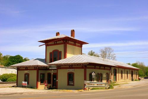 Cambria, VA Passenger Depot