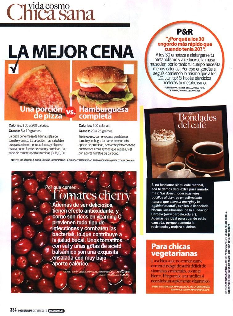 Rev Cosmopolitan - Octubre 2010