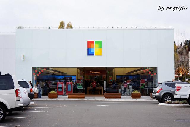 Microsoft Store @ Seattle