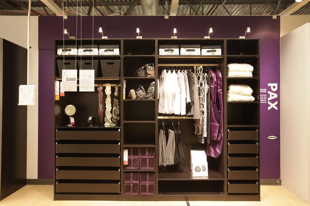 Superieur New IKEA Ottawa   Closet Display