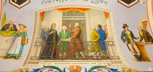 Washington's Inauguration, 1789