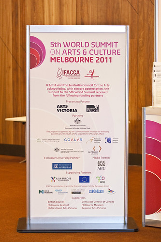 5th World Summit on Arts and Culture!