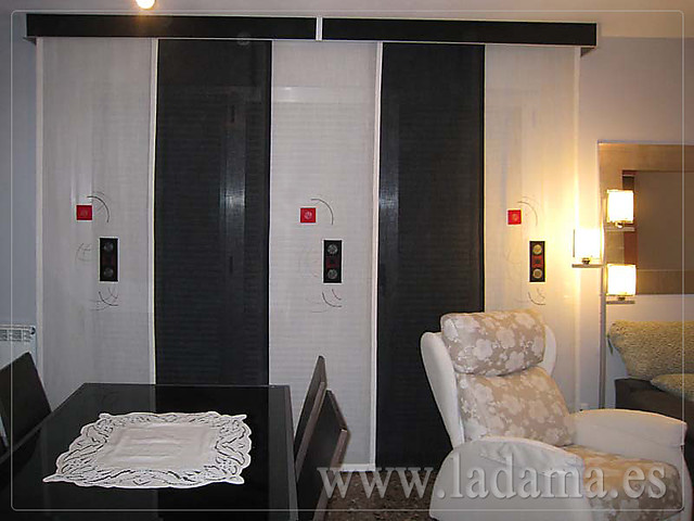 6476214415 b1039ae62a - Decoracion salones cortinas ...