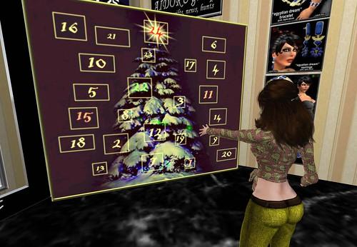 AIDORU - Advent Calendar by Cherokeeh Asteria